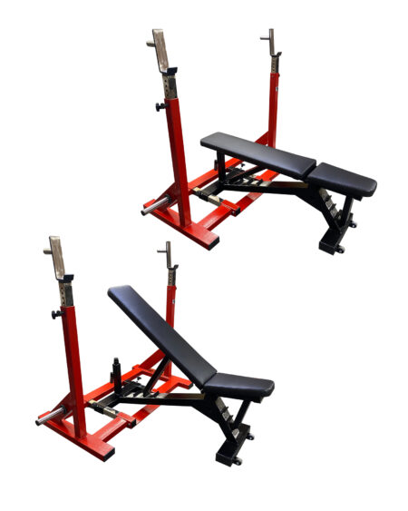 Adjustable-Bench-Press