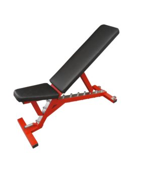 Adjustable-Flat-Incline-Bench