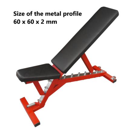 Adjustable-Flat-Incline-Bench