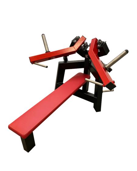 Flat-Chest-Press-Machine-Plate-Loaded