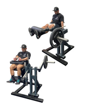 Leg-Extension-Leg-Curl-Machine