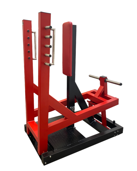 Standing-Chest-Press-Machine-Plate-Loaded