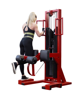 Standing-Leg-Curl-Machine