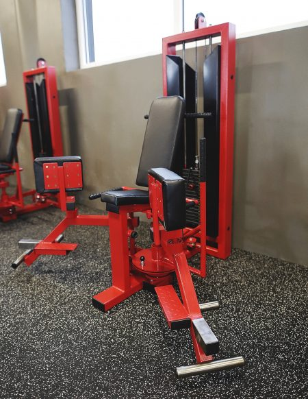 Abductor-and-Adductor-Machine