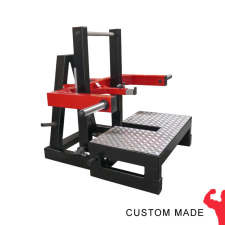 Belt-Squat-Machine