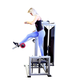 Hip-Glute-Machine