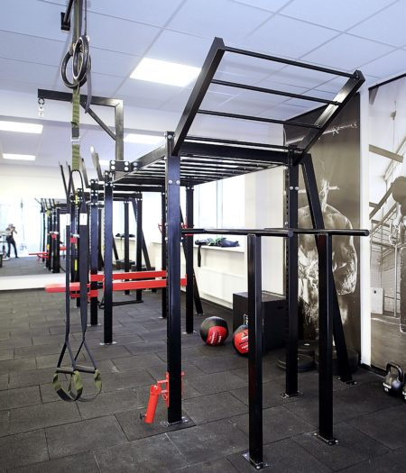 Crossfit-Power-Cage