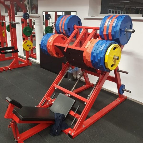 Leg-Press-Machine
