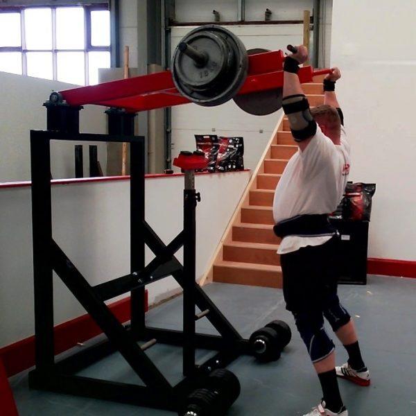 Viking-Press-Machine