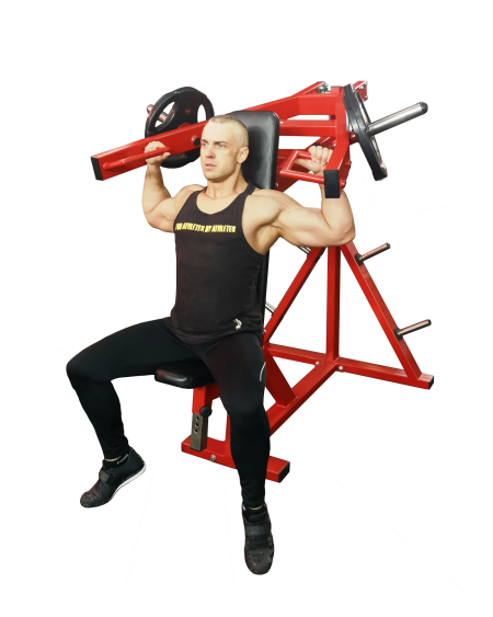 Shoulder-Press-Machine