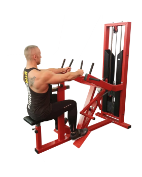 Seated-Row-Machine