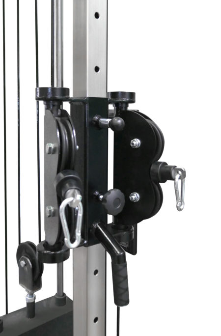 Single-Stack-Adjustable-Pulley
