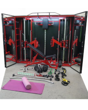 Home-Gym-Multistation