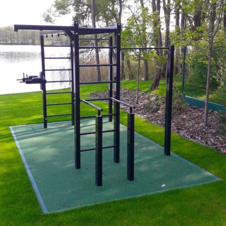 Outdoor-Training-Rack