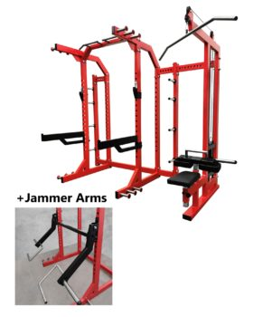 Power-Station with-Jammer-Arms