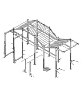Power-Station-Crossfit-Rack