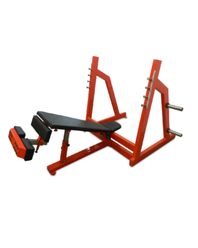 Olympic-Decline-Chest-Press-Bench