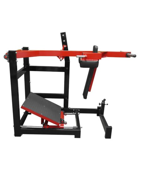 Pendulum-Squat-Machine-with-adjustable-foot-platform