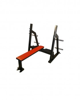 A1-Olympic-Flat-Chest-Press-Bench