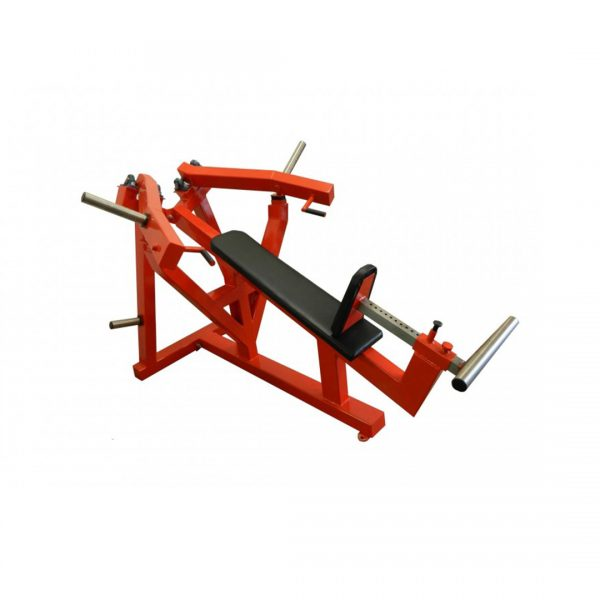 Incline Chest Press Machine Plate Loaded Gymequip Eu