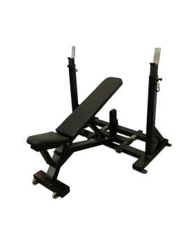 Adjustable-Bench-Press