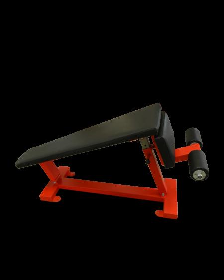 Adjustable-Crunch-Bench