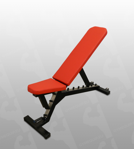 Adjustable Flat Incline Bench