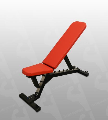 Adjustable Flat Incline Bench