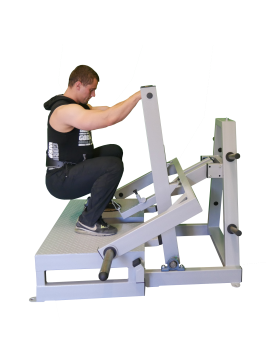 Belt-Squat-Machine