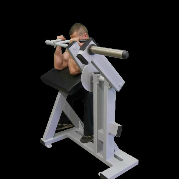 Biceps curl machine plate loaded gymequip eu