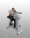 Biceps Curl Machine Plate Loaded
