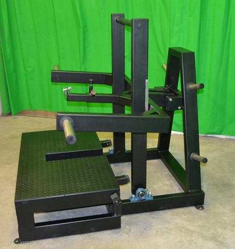 hip belt squat machine