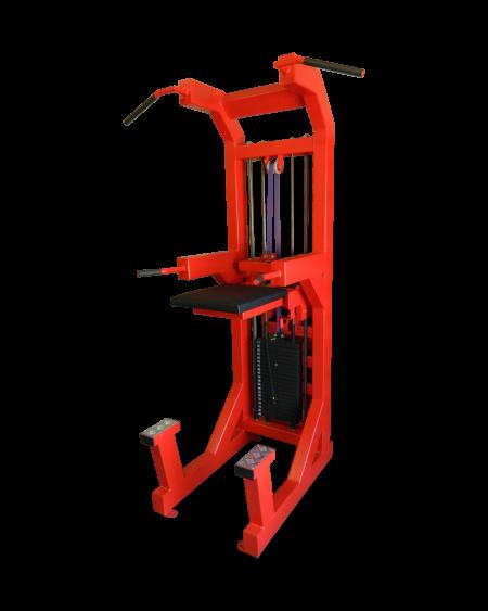 тренажер-гравитрон-для-подтягиваний