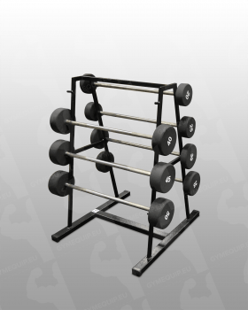 Fixed Weight Barbell