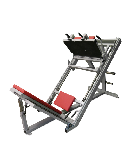 Hack-Squat-Leg-Press-Machine