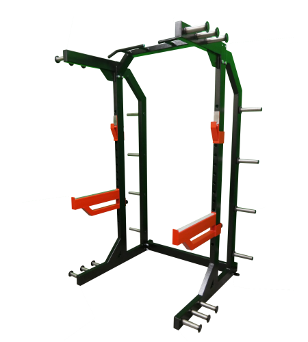 half-power-rack