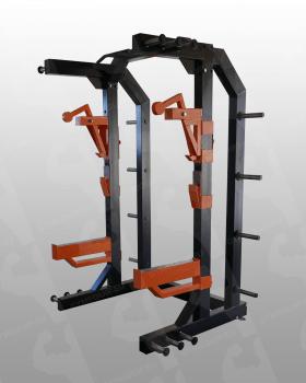 Half Rack con Monolift