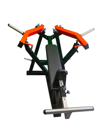Incline-Chest-Press-Machine-Plate-Loaded