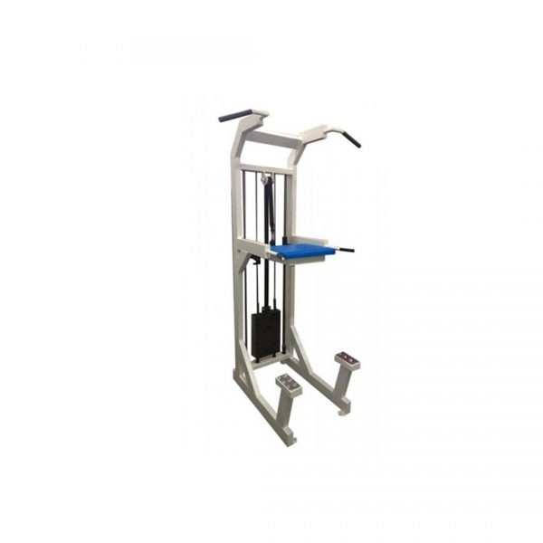 pullup and dip assist machine