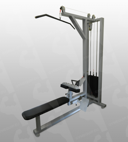 Lat Pulldown Seated Row Machine