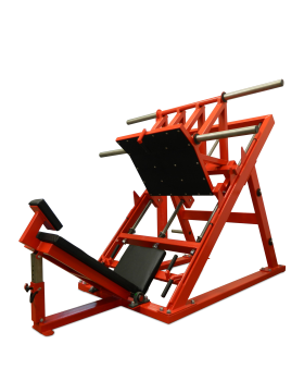 Leg-Press-Machine