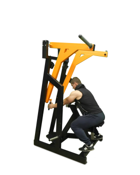Lever-Seated-Low-Row-Machine