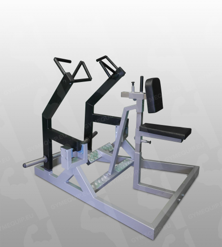 Lever Seated Row Machine