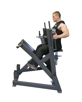 Lever-Seated-Row-Machine