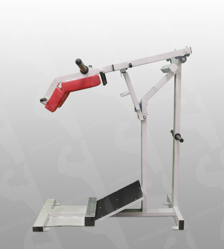 Leverage Squat Machine
