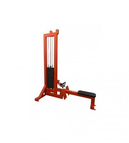 lat pulldown seated row machine