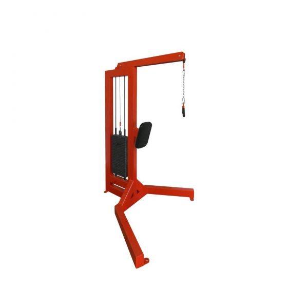 cable pushdown machine