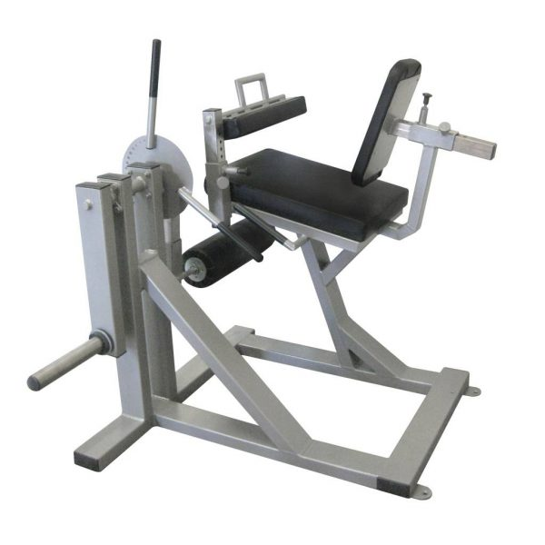 leg extension hamstring curl machine