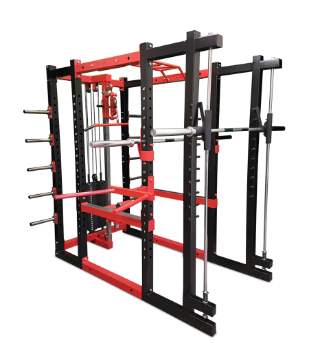 Multifunctional-Power-Rack