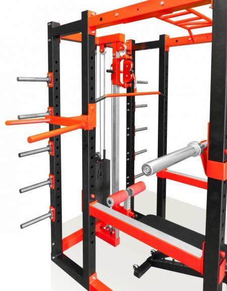 Multifunctional-Power-Rack